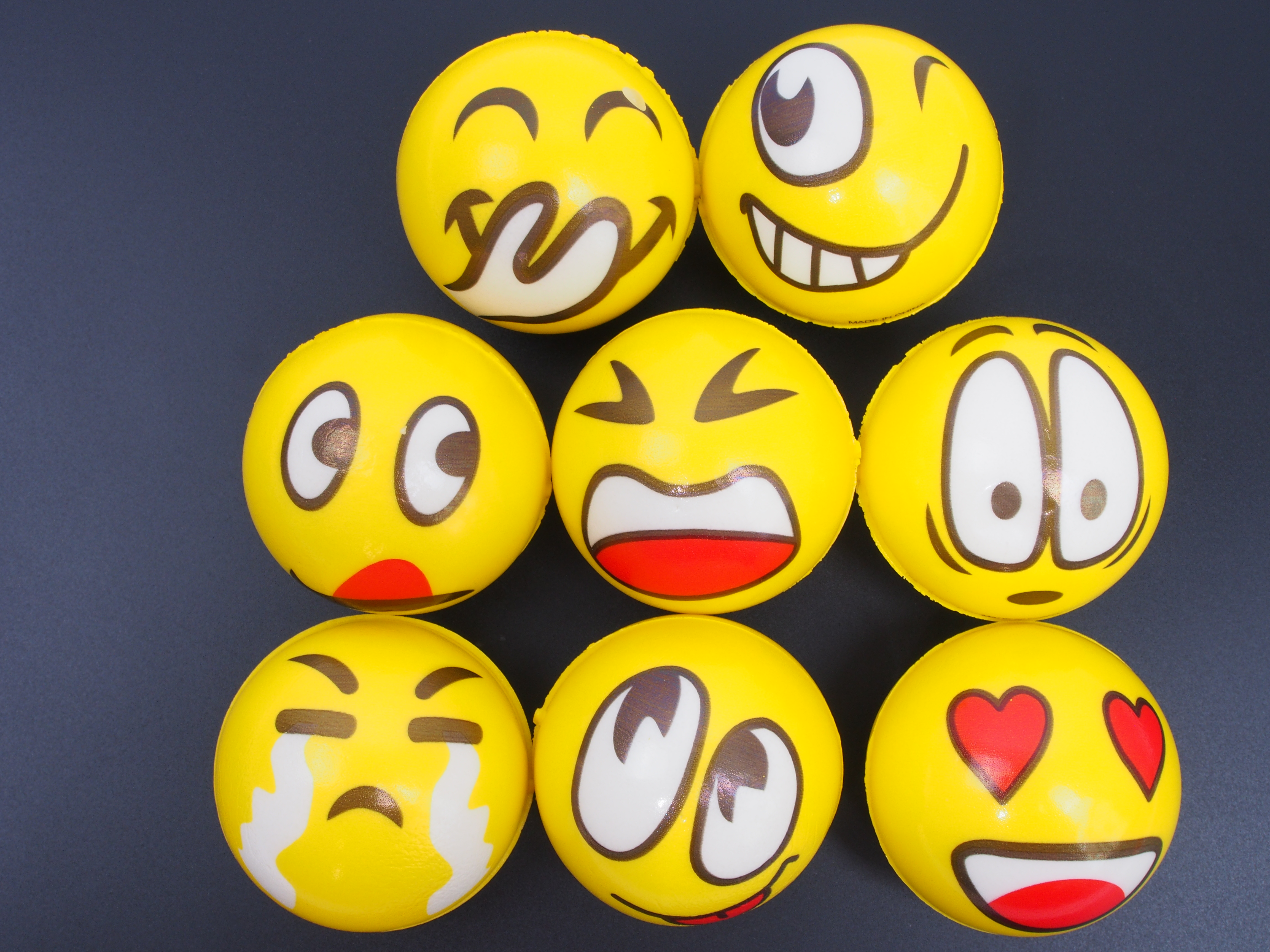 Anti Stress Ball Emoji L S Gmbh