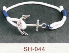 armband-doppelgummiband-mit-anhaenger