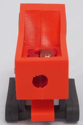 Bleistiftanspitzer Schreddermaschine