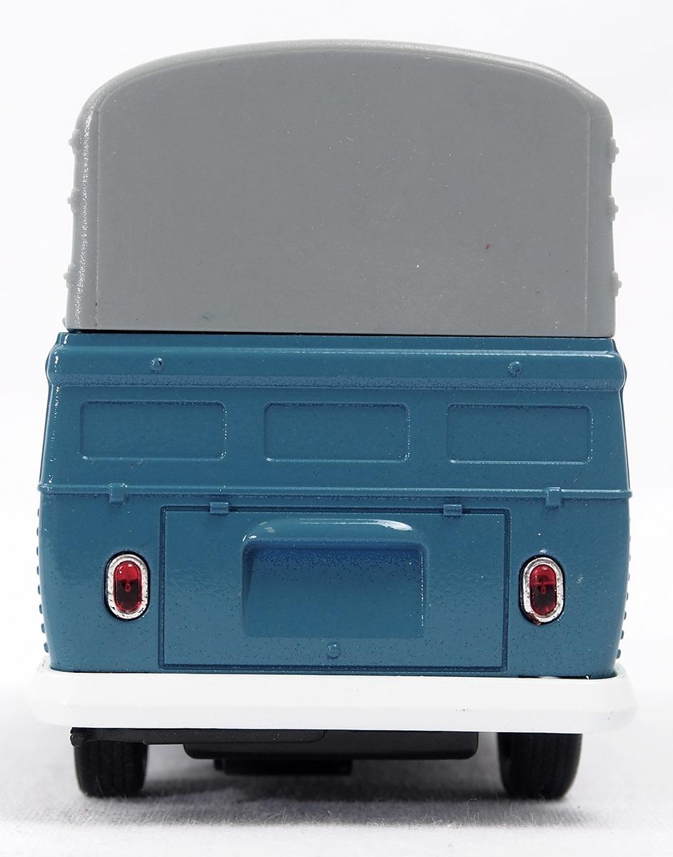 modellauto vw bus mit doppelkabine pick up l s gmbh. Black Bedroom Furniture Sets. Home Design Ideas